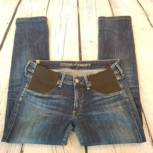 Citizens of Humanity | Maturnity jeans